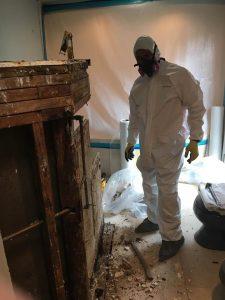 911 Restoration - fire damage -Colorado Springs