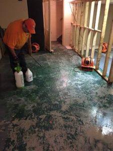 911 Restoration-commercial -Colorado Springs